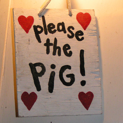 Please the Pig (6/23/04)